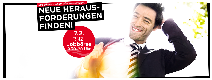 PAPUREX bei der Jobbörse im Rhein-Neckar-Zentrum