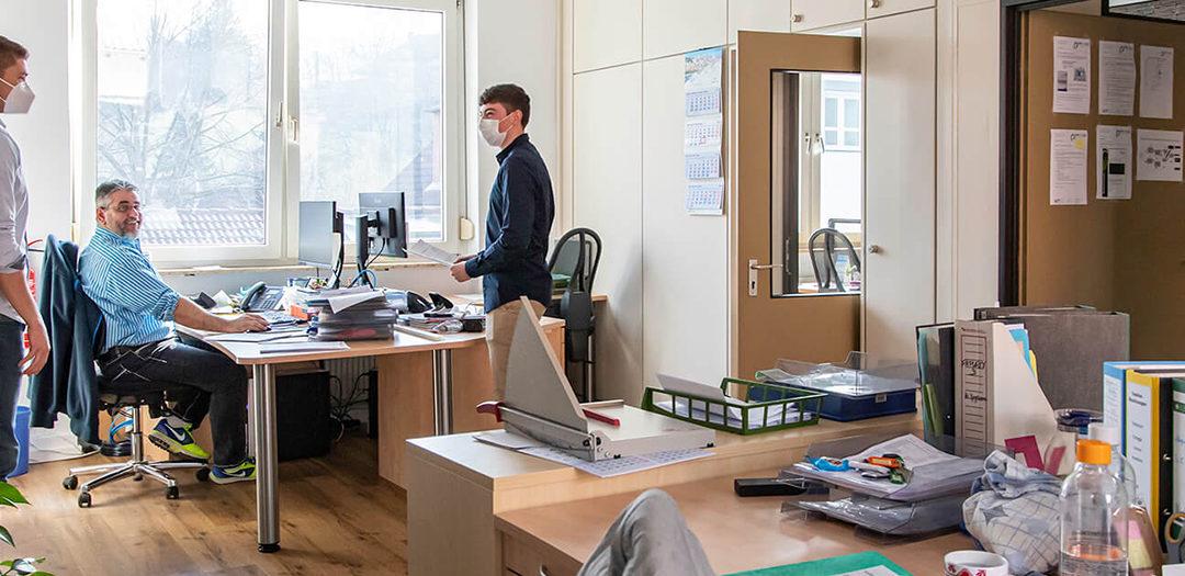 Erfolgreich bei der Jobbörse im Rhein-Neckar-Zentrum